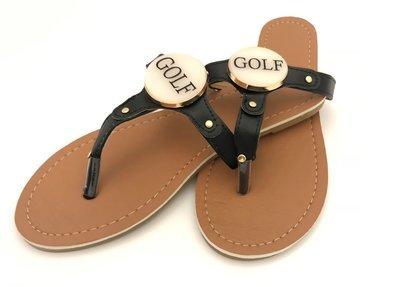 Sandal with Custom Disc