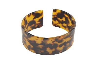 Cuff Tortoiseshell Bracelet