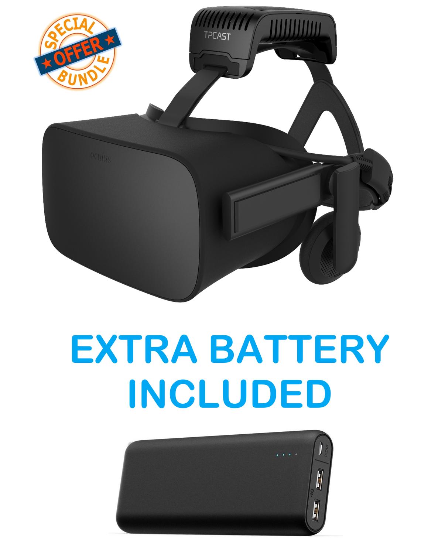6260d1692 TPCAST Wireless Adapter for Oculus Rift | Unleash the VR World - TPCast