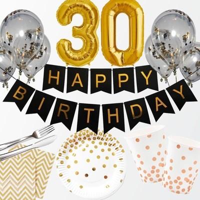 Uitgelezene verjaardag tips, ideeen en thema's – ConfettiBallonnen.nl YU-26