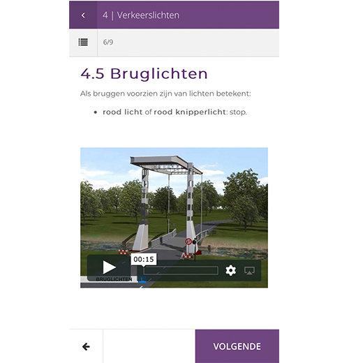 TOM Opfriscursus compleet inclusief App