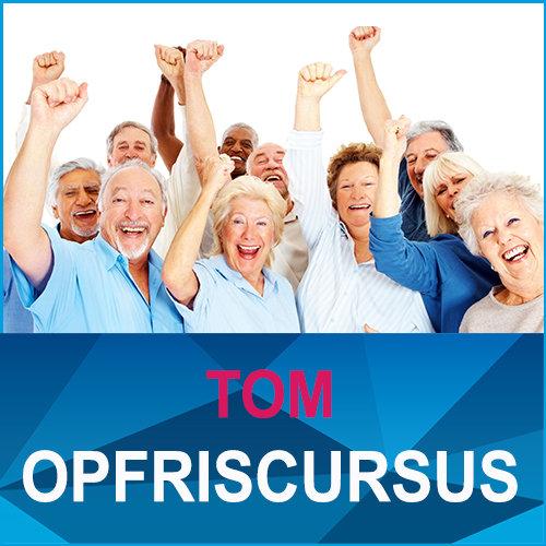 TOM Opfriscursus compleet inclusief App 104555