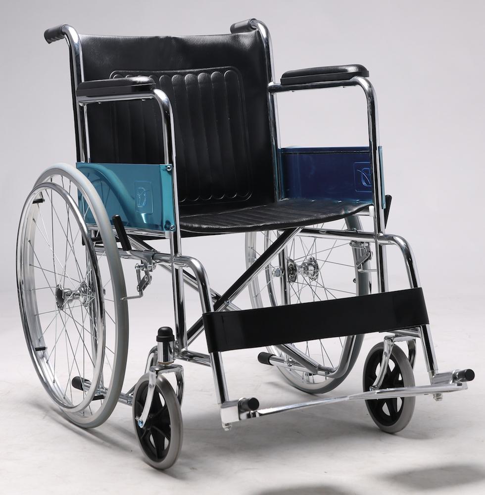 Heavy Duty Steel Universal Wheelchair -GILANI ENGINEERING GE01809-46