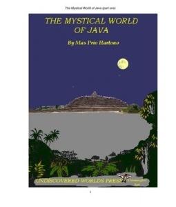 The Mystical World of Java by Mas Prio Hartono