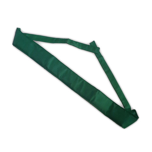 Green Mystic Belt with Sacred White Cloth Inside