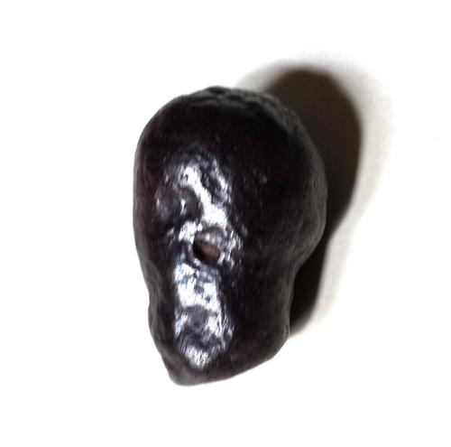 Rough Badar Besi Stone Talisman