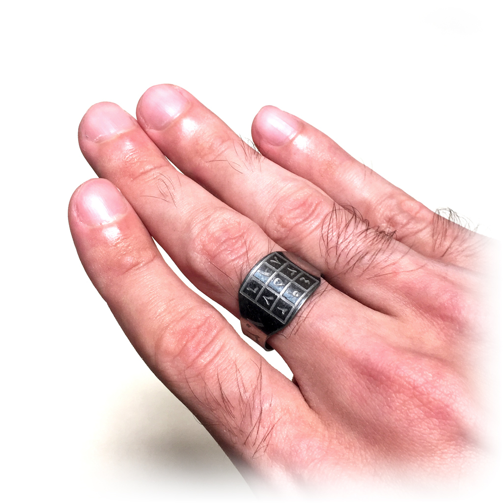 Magical Compassion Ring Talisman to fill People with Benevolence ...