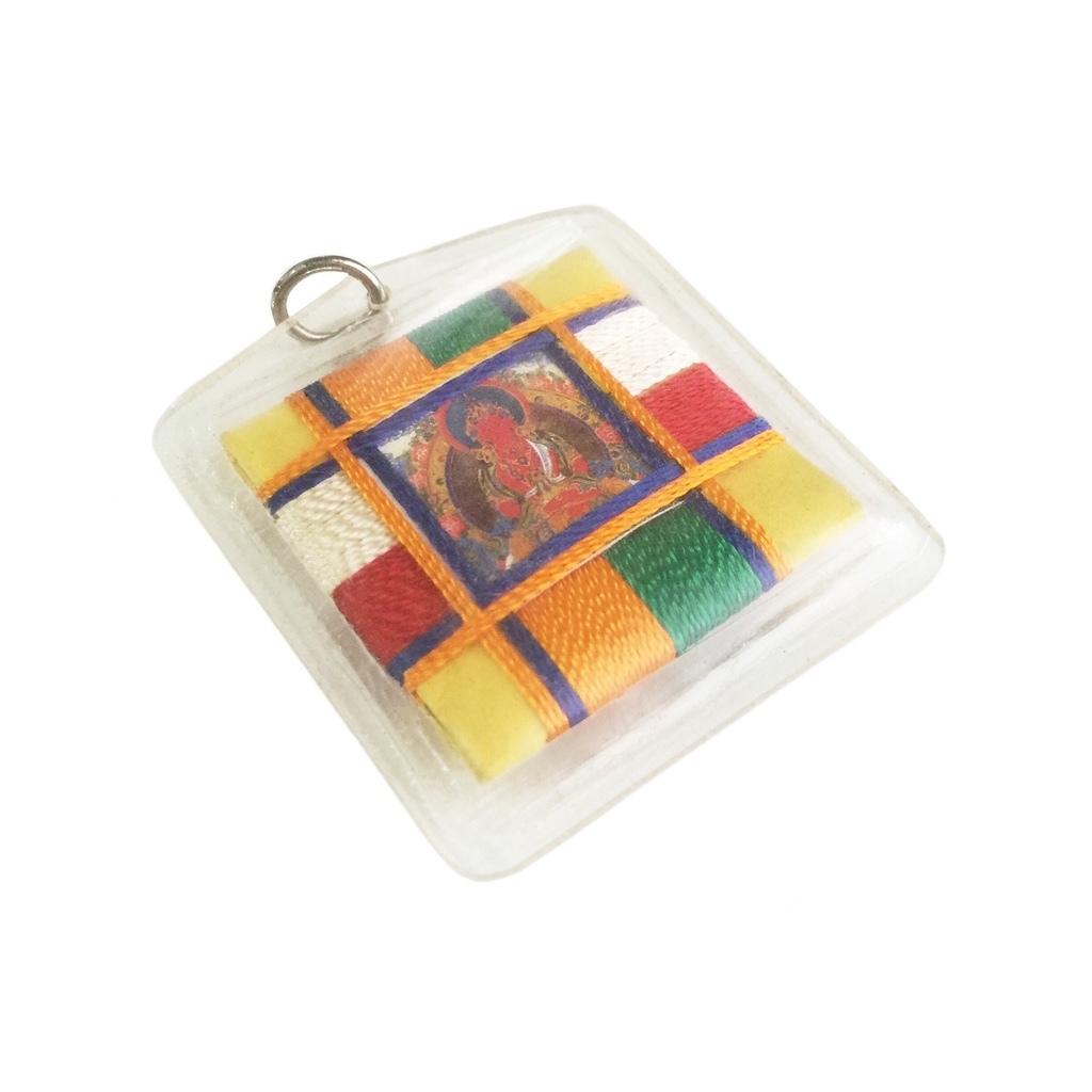 Tibetan Buddha Amitayus Amulet