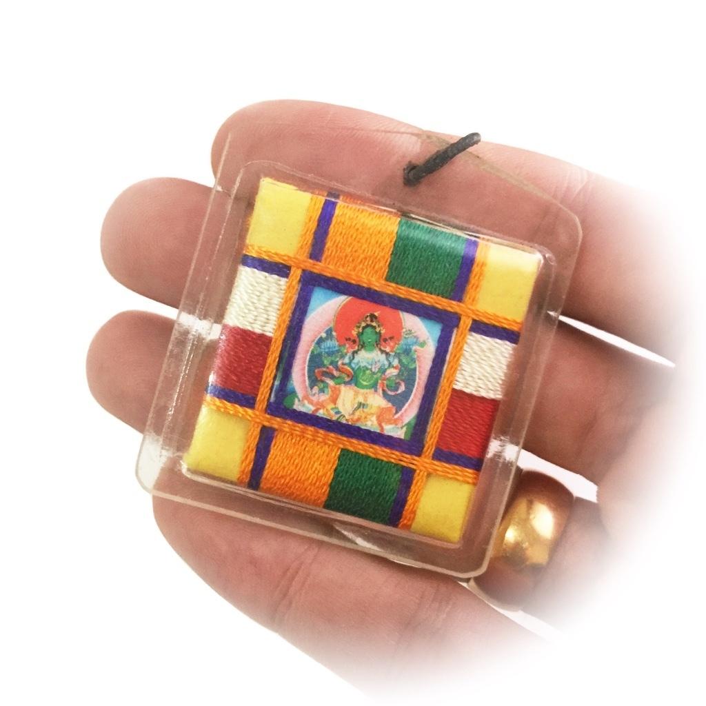 Buddhist Tara Amulet of the Wisdom Mother of All Buddhas