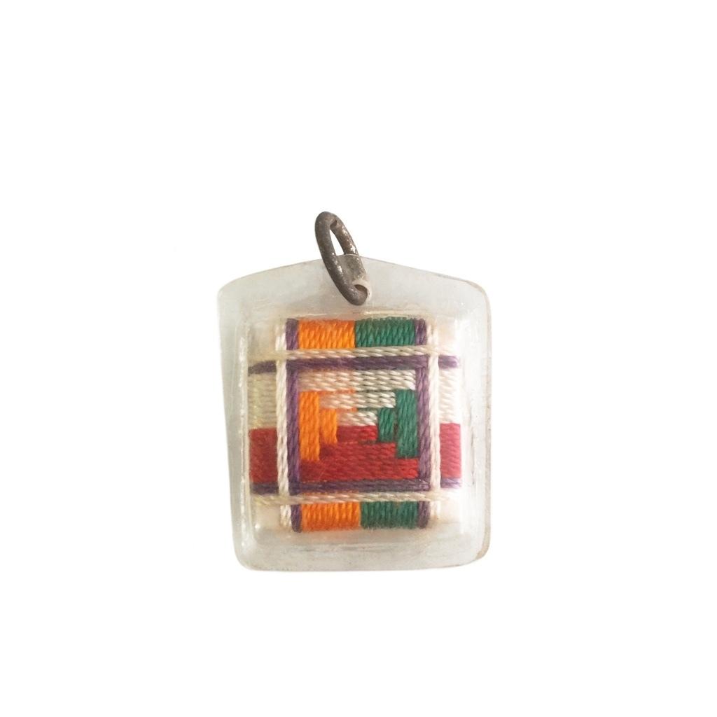 Tibetan Buddhist Vajrasattva Amulet