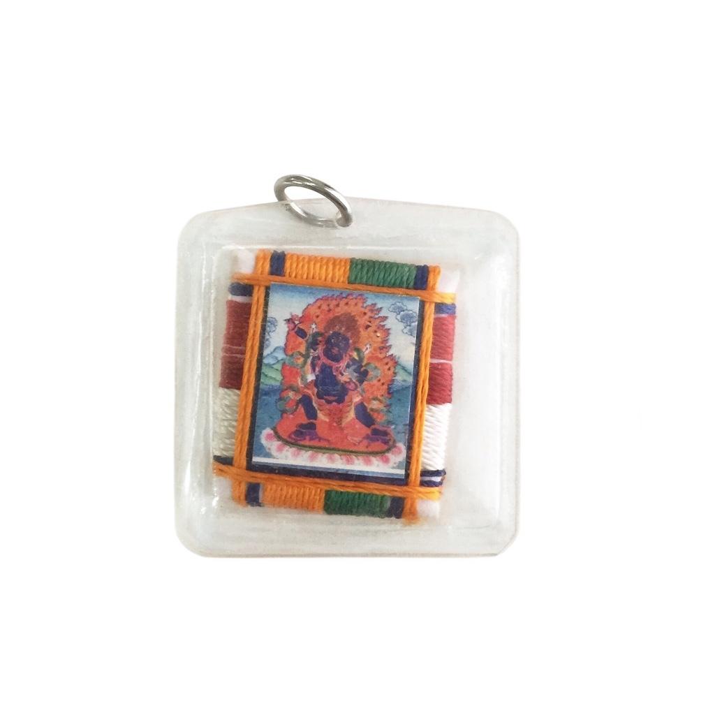 Tibetan Buddhist Vajrapani Bodhisattva Amulet