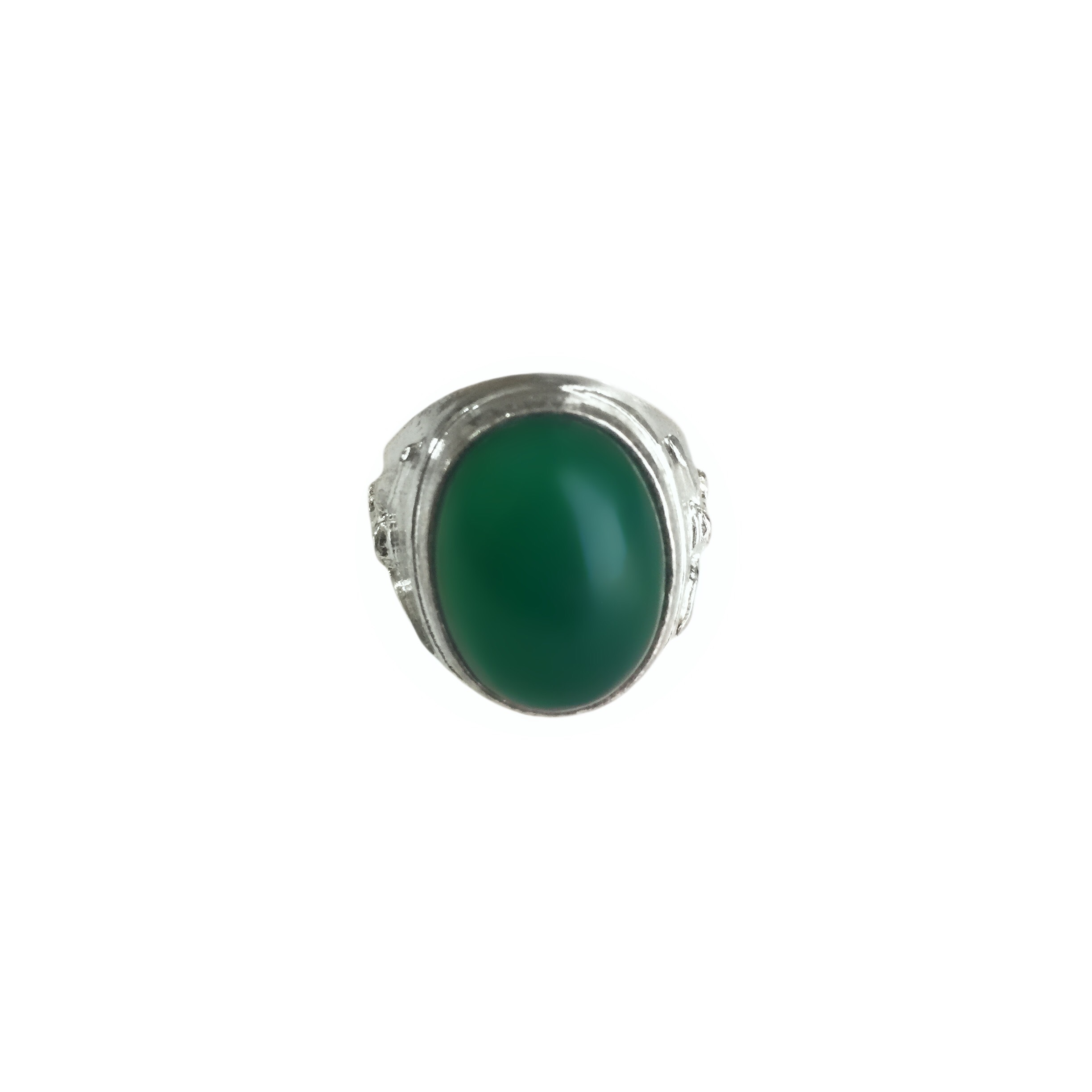 Green Chalcedony Gemstone