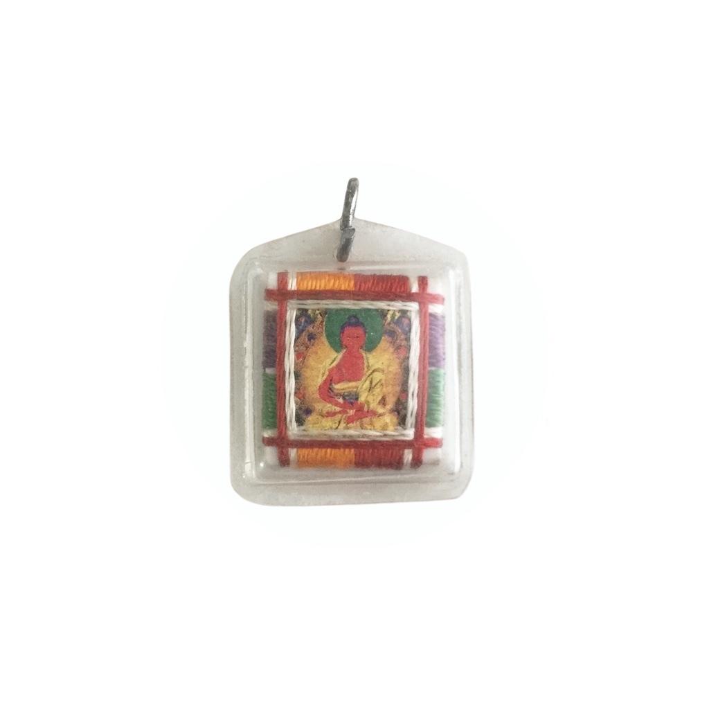 Tibetan Amitabha Buddha Amulet