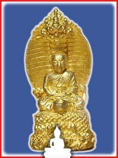 Phra Upakut Mahathera loi ongk - LP Nen, Wat Thong Sretthi