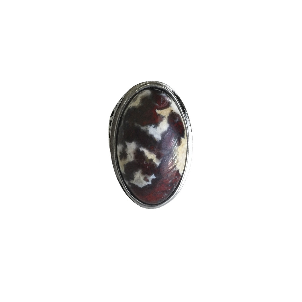 Red Jasper Ring Talisman