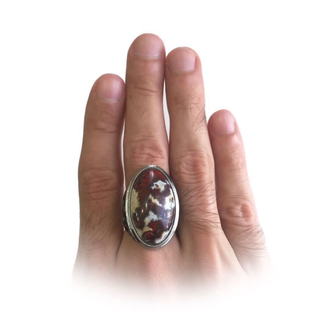 Sacred Jasper Gem from Indonesia