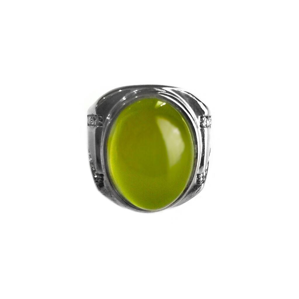 Peridot Gemstone Amulet