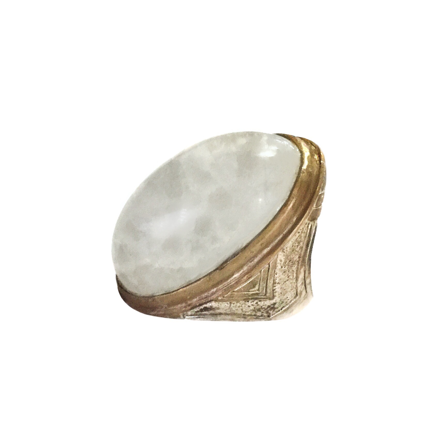 White Chalcedony Gemstone