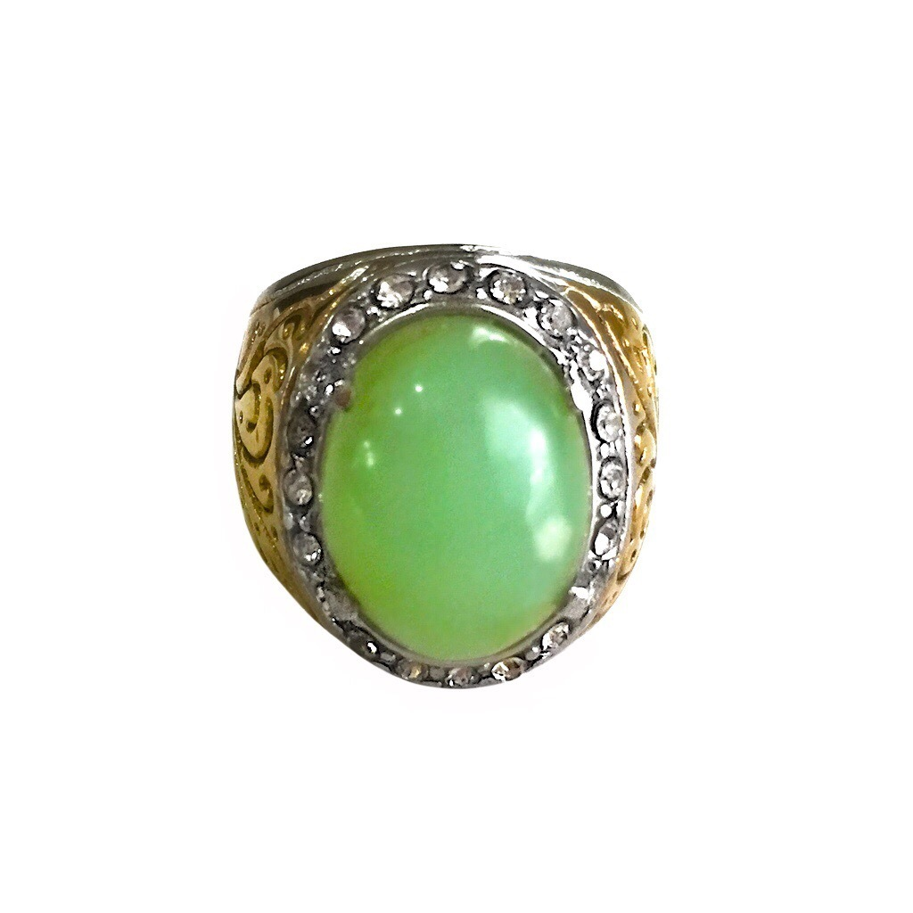 Magical Chrysoprase Talisman