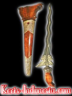 Naga Raja Penganten Luk 9 a.k.a. Kyahi Naga Dwidewa ('Twin Dragon Gods')