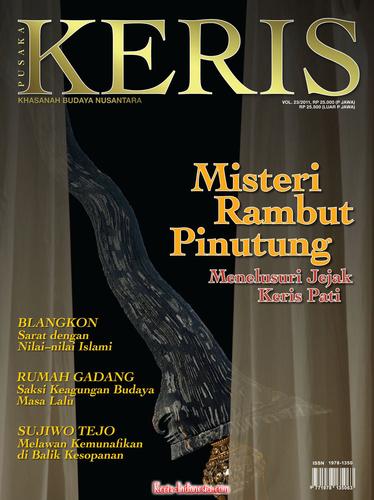 Majalah Keris vol. 23