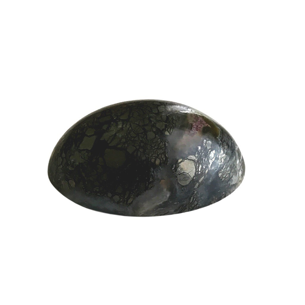 Precious Badar Besi Spirit Stone from a Sacred Banten Cave