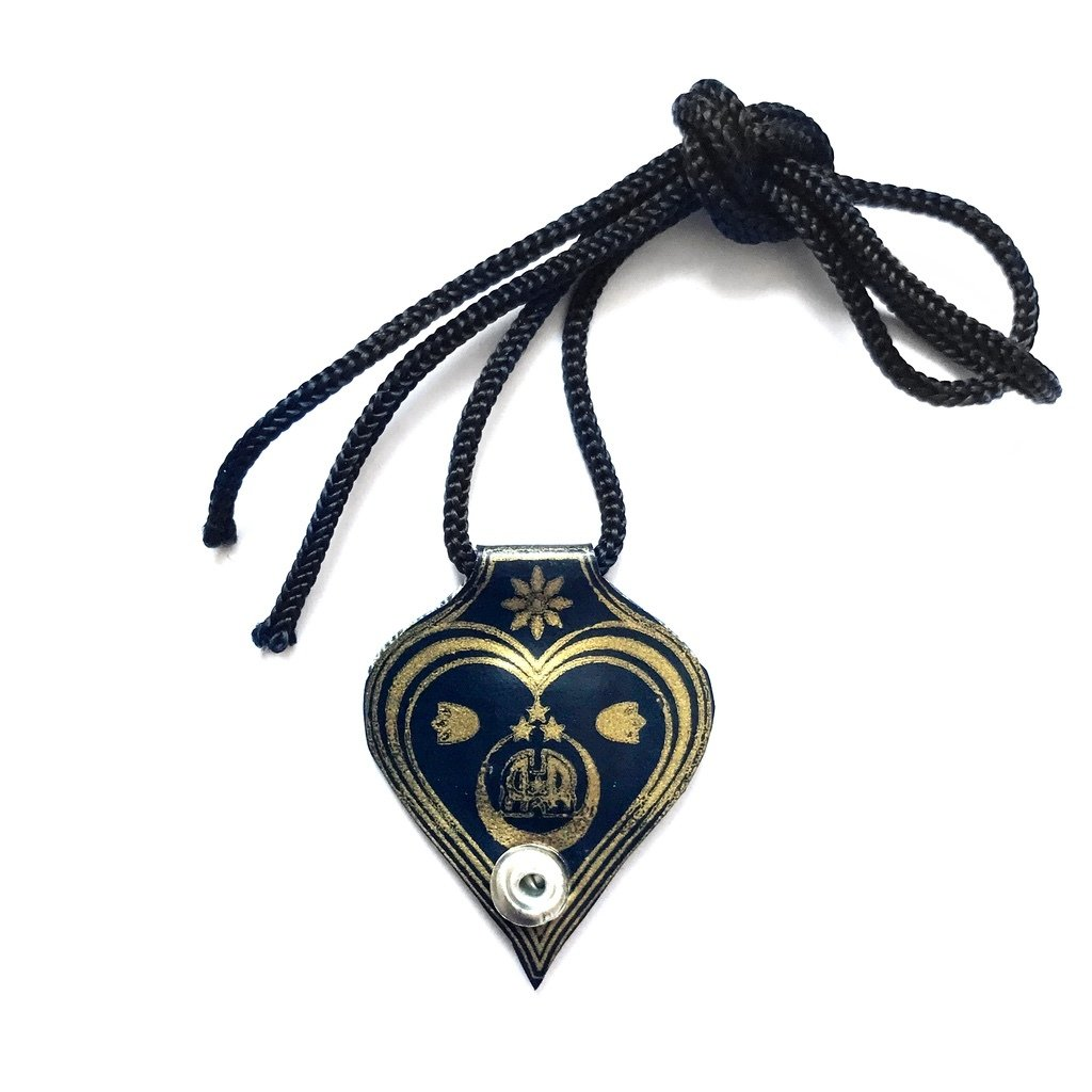 Merciful Heart Amulet