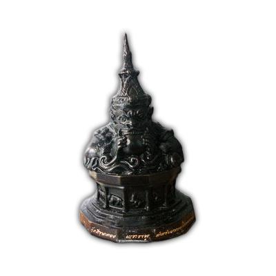Batara Kala statue - LP Siro Suwa Uan Luck, Wat Sri Sa Thong