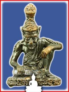 Ruesi Boroma Kru Bandan Sap - LP Pa, Wat Bua Rarom