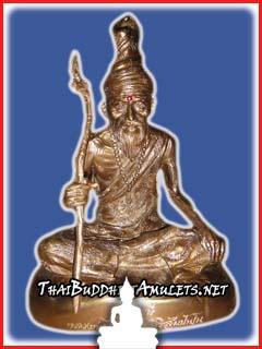 Ruesi Ta Fai bucha - LP Sawai, Wat Pree Da Ram