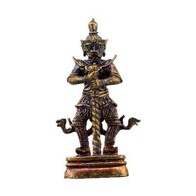 Batara Kuwera Statuette - Luang Por Rueang Yos, Wat Bodhi Dhamma Sila
