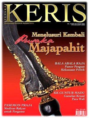 Majalah Keris vol. 15