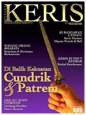 Majalah Keris vol. 16