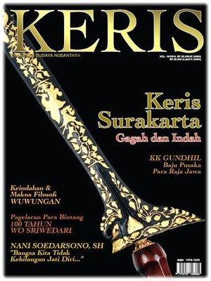 Majalah Keris vol. 19