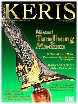 Majalah Keris vol. 20