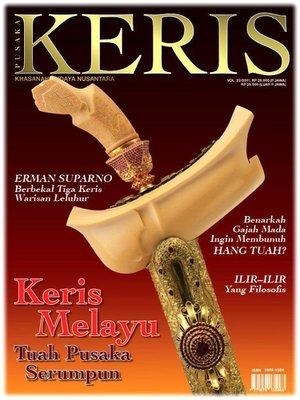 Majalah Keris vol. 22