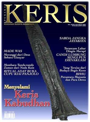 Majalah Keris vol. 25