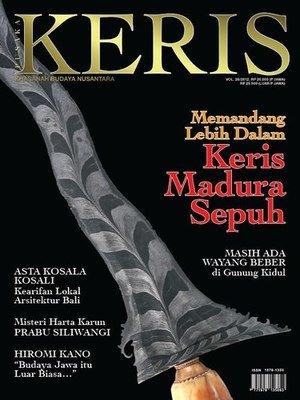 Majalah Keris vol. 28