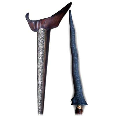 Keris Pandawa Lare Luk 5 from the Tangguh Segaluh Era (12th Century)