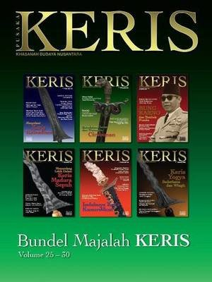 Majalah Keris Book vol. 25-30
