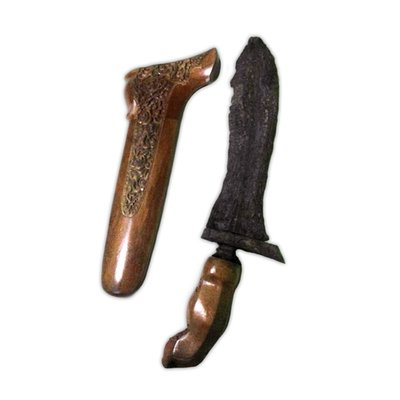 Historical Keris Jalak Buda of Great Antiquity