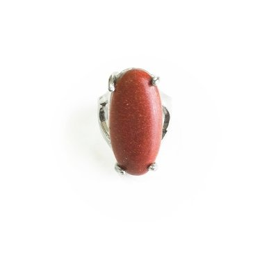 Red Jasper Gemstone Ring to improve Sexual and Spiritual Stamina