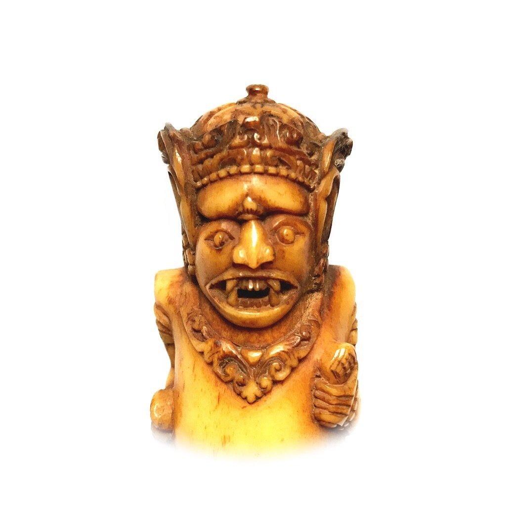 Danganan Bali Bhuta Spirit Effigy