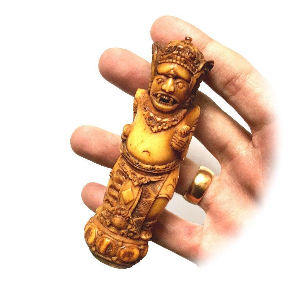 Bali Bhuta Demon Amulet