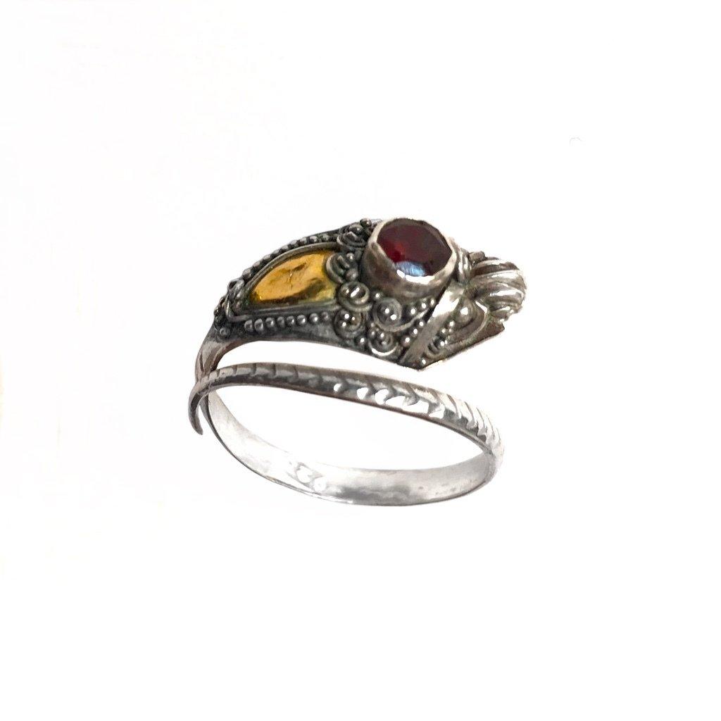Balinese Naga Ring
