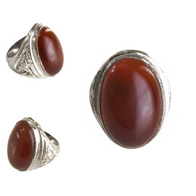 Carnelian Crystal Talisman for Renewed Inspiration and Motivation