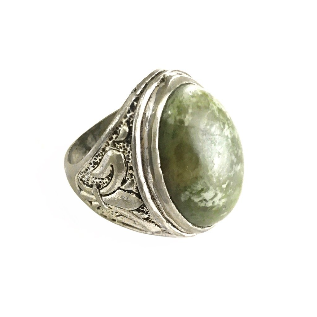 Green Vesuvianite Gemstone