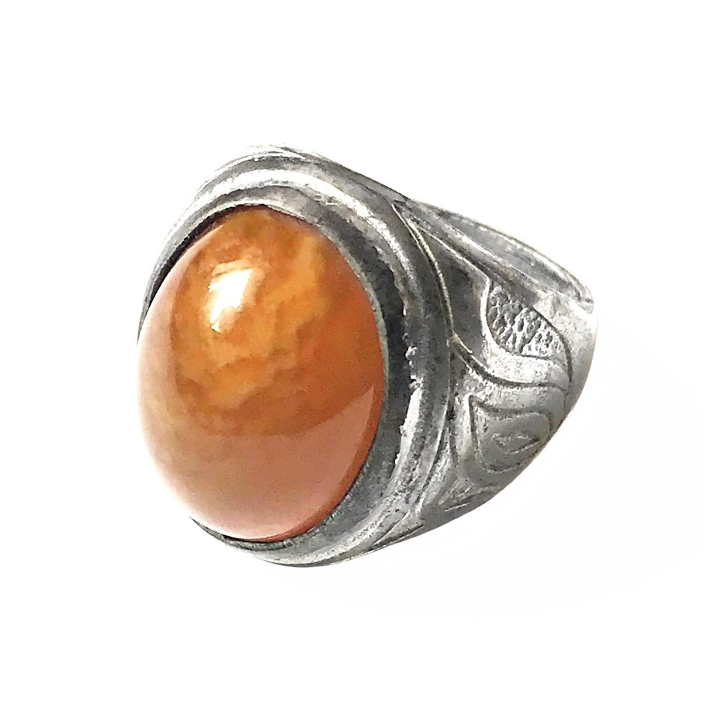 Orange Carnelian Gemstone