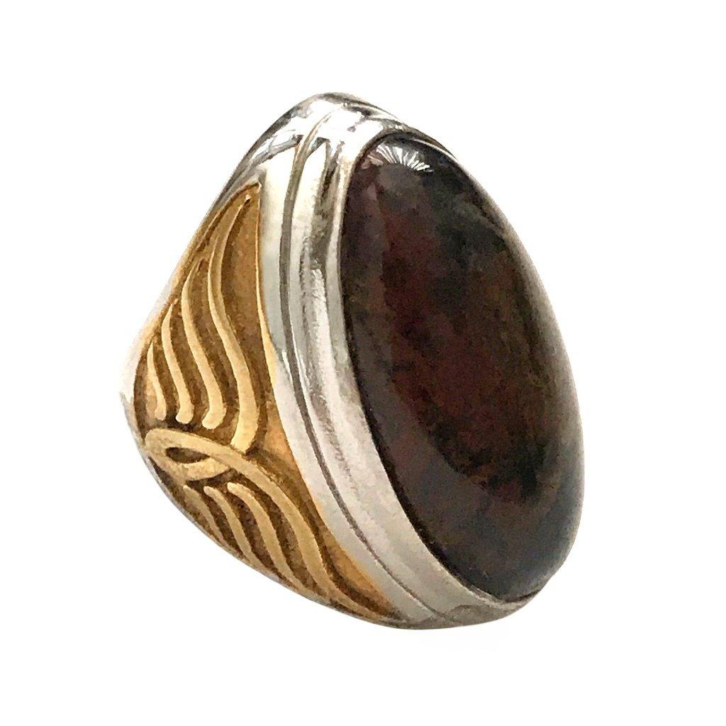 Authentic Sundanese Jasper Stone Amulet