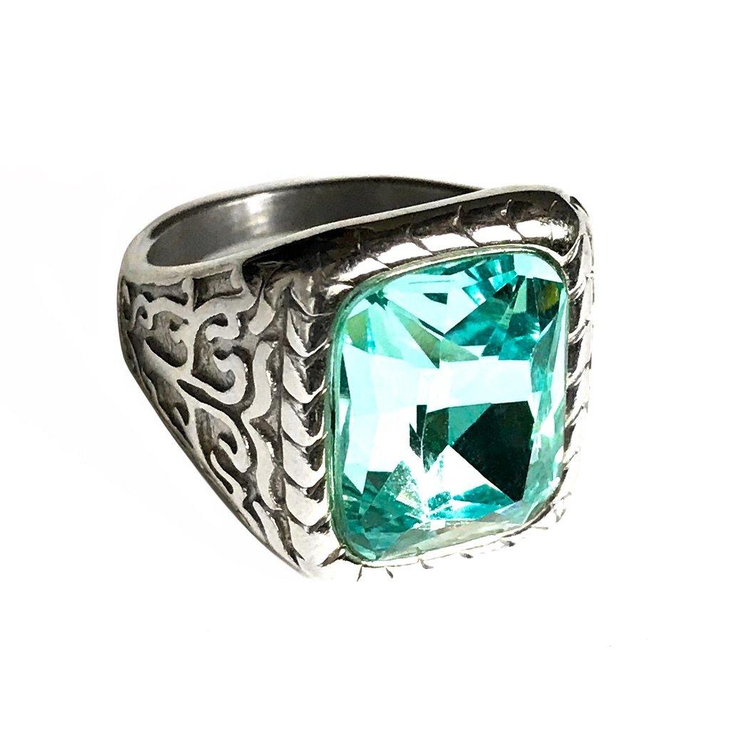 Mexican Blue Topaz Gemstone